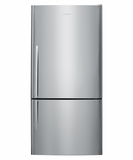 E522BLX5 Fisher & Paykel Counter Depth Active Smart Bottom Mount Refrigerator with Curved Door - Left Hinged - Stainless Steel