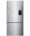 E522BRXU4 Fisher & Paykel Counter Depth Active Smart Bottom Mount Refrigerator with Dispenser & Curved Door - Right Hinged - Stainless Steel