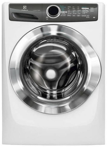 EFLS517SIW Electrolux Front Load 4.3 Cu. Ft. Perfect Steam Washer with IQ-Touch Controls - White