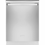 "EIDW6105GS Electrolux Energy Star 24"" Built-In Dishwasher with IQ-Touch Controls - Stainless Steel"