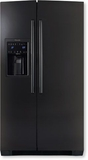 Electrolux Side-by-Side Refrigerators - BLACK