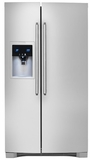 EW26SS75QS Electrolux - Standard Depth Side-by-Side Refrigerator with Wave-Touch Controls - Stainless Steel