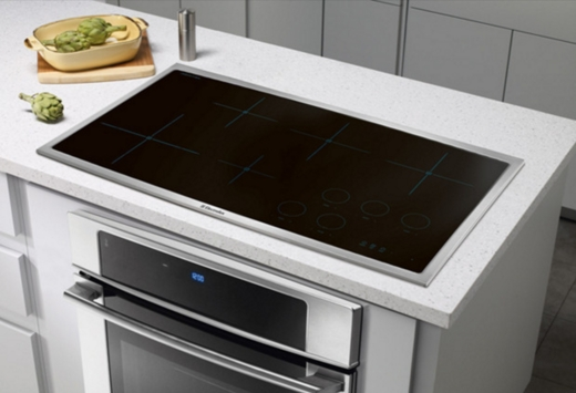 Induction Ring Countertops