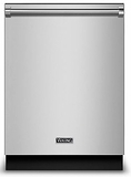 FDW100WS Viking Built-In Dishwasher with Water Softener - Custom Panel