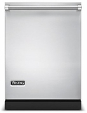 "FDW102WS Viking 24"" Dishwasher with Quiet Clean Performance Package & Water Softener - Custom Panel"