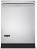 "FDW301 Viking 24"" Dishwasher with Multi-Level Washing & Turbo Fan Dry - Custom Panel"