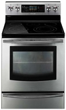 FE710DRS Samsung Freestanding Radiant Electric Range with Dual Oven - Stainless Steel