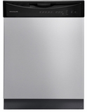 "FFBD2411NM Frigidaire  24"" Built-In Dishwasher - Silver Mist"