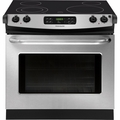 "FFED3025PS Frigidaire 30"" Self Clean Drop-In Electric Range - Stainless Steel"