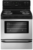 FFEF3015LS Frigidaire 30'' Freestanding Electric Range with Extra-Large Window - Stainless Steel