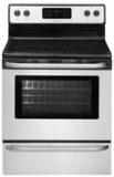 """FFEF3024RS Frigidaire 30""""  Freestanding Electric Range with 4 Smoothtop Elements and Self-Cleaning Mode - Stainless Steel"""