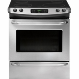"FFES3025PS Frigidaire 30"" Self Clean Slide-in Range - Stainless Steel"