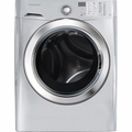 FFFS5115PA Frigidaire 3.9 Cu. Ft. Front Load Washer Featuring Ready Steam - Classic Silver