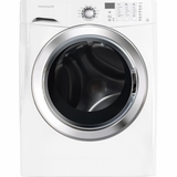 FFFS5115PW Frigidaire 3.9 Cu. Ft. Front Load Washer Featuring Ready Steam - White