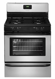 "FFGF3015LM Frigidaire 30"" Freestanding Gas Range with Sealed Gas Burners  - Silver Mist"