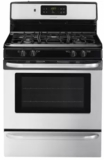 "FFGF3024SS Frigidaire 30"" Freestanding Gas Range with 4 Sealed Burners and Quick Self-Clean Mode - Stainless Steel"