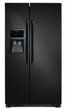 FFHS2622MB Frigidaire  26 Cu. Ft. Side-by-Side Refrigerator - Black