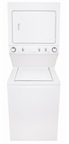 FFLG1011MW Frigidaire Gas Washer/Dryer Laundry Center - White