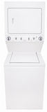 FFLG2022MW Frigidaire Gas Washer/Dryer Laundry Center - White
