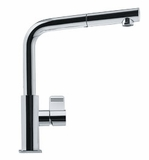 FFPS1100 Franke Pull-Out Faucet - 1 Hole - Polished Chrome