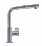 FFPS1180 Franke Pull-Out Faucet - 1 Hole - Satin Nickel