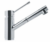 FFPS1380 Franke Pull-Out Faucet - 1 Hole - Satin Nickel