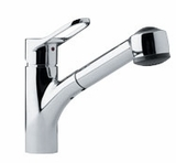 FFPS200 Franke Pull-Out Faucet - 1 Hole - Polished Chrome