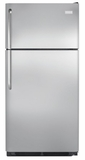 FFTR1821QS Frigidaire 18 Cu. Ft. Top Freezer Refrigerator - Stainless Steel