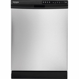 FGBD2445NF Frigidaire Gallery Built In Dishwasher - Smudge-Proof Stainless Steel