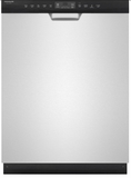 FGCD2456QF Frigidaire Gallery 24'' Built-In Dishwasher - Smudge-Proof Stainless Steel