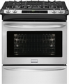 "FGDS3065PF Frigidaire 30"" Dual Fuel Slide-in Range - Built with America Pride - Stainless Steel"