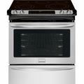 "FGES3065PF Frigidaire Gallery 30"" Slide-In Electric Range - Stainless Steel"