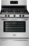 "FGGF3032MF Frigidaire 30"" Freestanding Gas Range with 5 Sealed Burners & Convection Baking - Smudge-Proof Stainless Steel"