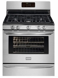"FGGF3054MF Frigidaire  Gallery 30"" Freestanding Gas Range with Gallery Cast Knobs - Smudge-Proof Stainless Steel"