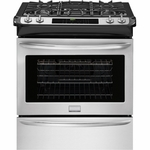 Fggs3065pf Frigidaire Gallery 30 Quot Gas Slide In Range With