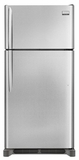 FGHI1864QF Frigidaire Gallery 18.3 Cu. Ft. Top Freezer Refrigerator - Smudge-Proof Stainless Steel