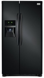 FGHS2631PE Frigidaire Gallery 26 Cu. Ft. Side-by-Side Refrigerator - Ebony