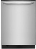 "FGID2476SF Frigidaire 24"" Gallery Series Fully Integrated Dishwasher with OrbitClean and EvenDry - Stainless Steel"