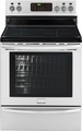 "FGIF3061NF Frigidaire Gallery 30"" Induction Range with Marlin Blue Interior - Stainless Steel"