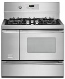 "FPDF4085KF Frigidaire Professional 40"" Freestanding Dual Fuel Range - Smudge-Proof Stainless Steel"