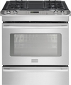 "FPDS3085PF Frigidaire 30"" Dual Fuel Slide-in Range with Heavy Duty Grates & Professional Style Knobs - Stainless Steel"