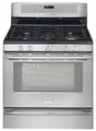 "FPGF3081KF Frigidaire Professional 30"" Freestanding Gas Range with Pro Cast SS Finish Knobs - Stainless Steel"
