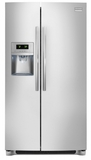 FPHC2399PF Frigidaire Professional 22.2 Cu. Ft. Counter-Depth Side-by-Side Refrigerator - Smudge-Proof Stainless Steel