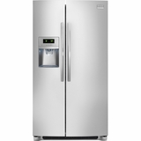 FPHS2399PF Frigidaire Professional 23 Cu. Ft. Side-by-Side Refrigerator - Smudge-Proof Stainless Steel