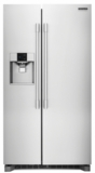"FPSS2677RF Frigidaire Professional 36"" 26 Cu. Ft. Side-by-Side Refrigerator with Pureair Ultra Filtration System - Stainless Steel"