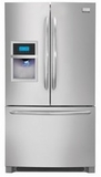 Frigidaire French Door Refrigerators - Stainless Steel