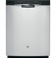 GDF520PSDSS GE Energy Star Dishwasher with Steam PreWash - Stainless Steel