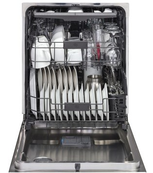Gdt695ssjss Ge 24 Quot Stainless Steel Interior Dishwasher