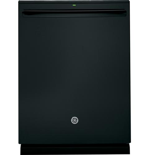 Gdt720sgfbb ge stainless steel interior dishwasher with hidden