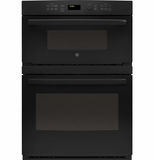 GE Combination Ovens BLACK